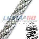 6×12 Fiber Core – Steel Wire rope