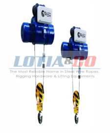 Electric Wirerope Hoist Series