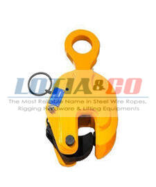 Lifting Clamp Vertical Type